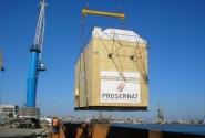 proiect HPM Buzau-Prosernat France -Incarcarea pe barja