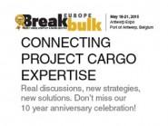 Dacorom participa la Targul Breakbulk Europe de la Anvers