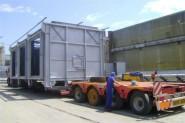 Incarcare pe trailer la Buzau