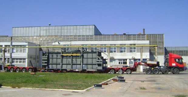 Transport Buzau - Rafinaria Lukoik Neftochim Burgas Bulgaria